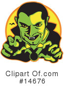 Vampire Clipart #14676 by Andy Nortnik