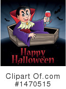 Royalty-Free (RF) Vampire Clipart Illustration #1470515