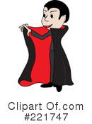 Vampire Clipart #221747 by Pams Clipart