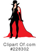 Vampire Clipart #228302 by Pams Clipart