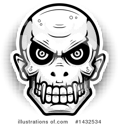 Vampire Clipart #1432534 by Cory Thoman