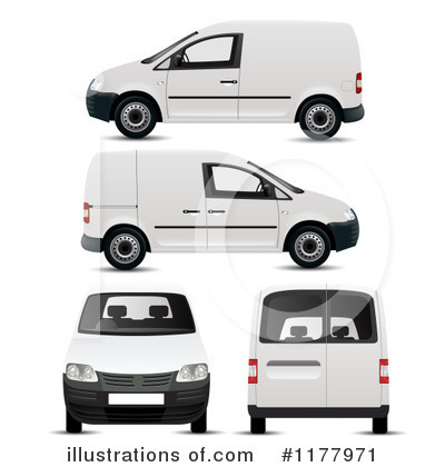 Van Clipart #1177971 by vectorace