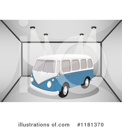 Kombi Clipart #1181370 by Graphics RF