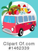 Van Clipart #1462339 by Graphics RF