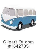 Van Clipart #1642735 by Graphics RF