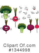 Vegetable Clipart #1344998 by Vector Tradition SM