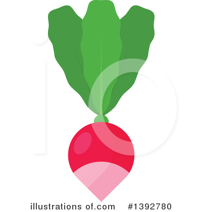 Royalty-Free (RF) Vegetable Clipart Illustration by Vector Tradition SM - Stock Sample #1392780