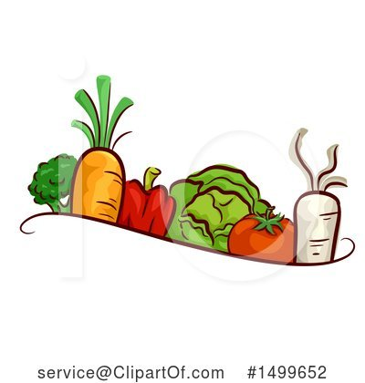 Food Clipart #1499652 by BNP Design Studio