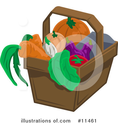 Nutrition Clipart #11461 by AtStockIllustration