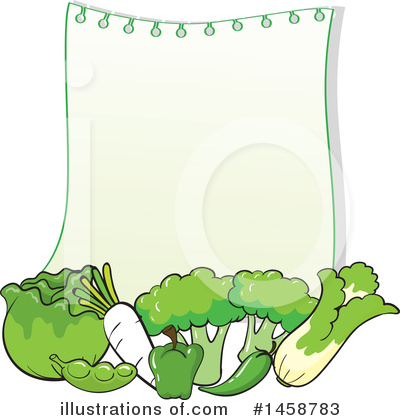 Veggie Clipart #1458783 by Graphics RF