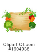 Vegetables Clipart #1604938 by BNP Design Studio