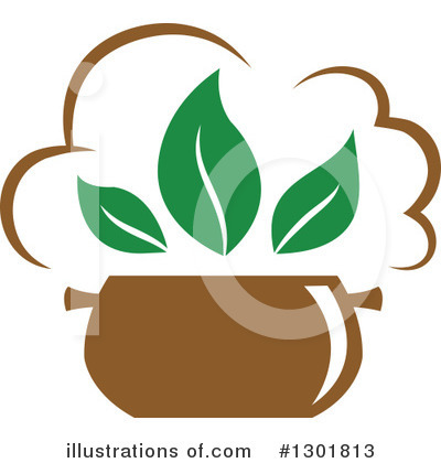 Vegetarian Clipart #1301813 by Vector Tradition SM