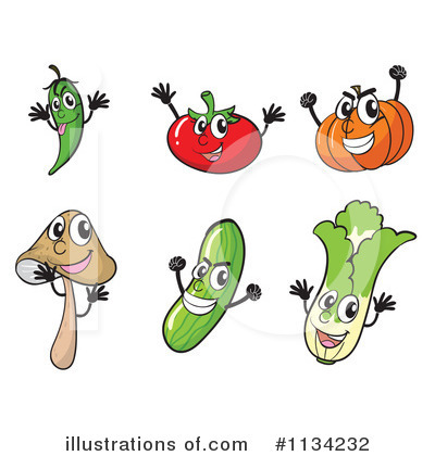 Jalapeno Clipart #1134232 by Graphics RF