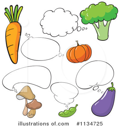 Eggplant Clipart #1134725 by Graphics RF