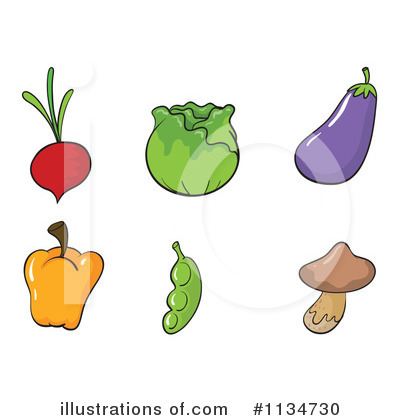 Eggplant Clipart #1134730 by Graphics RF