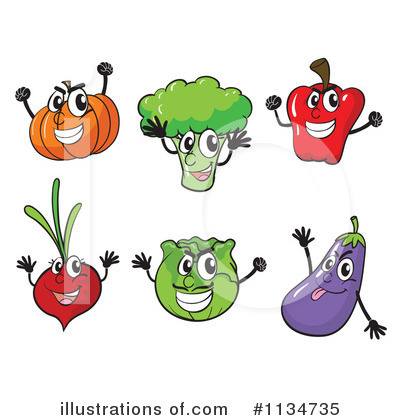 Eggplant Clipart #1134735 by Graphics RF