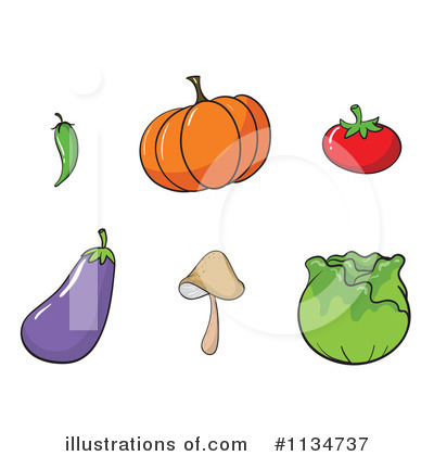 Jalapeno Clipart #1134737 by Graphics RF