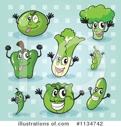 Jalapeno Clipart #1134742 by Graphics RF