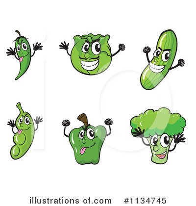 Jalapeno Clipart #1134745 by Graphics RF