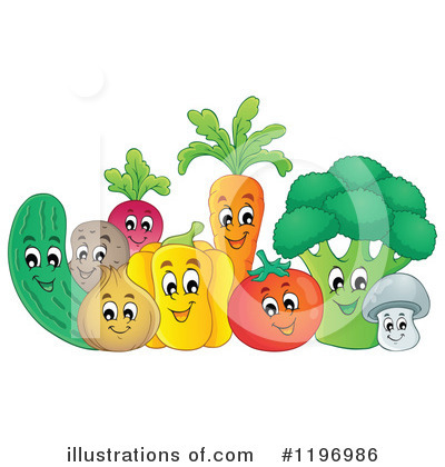 Food Clipart #1196986 by visekart
