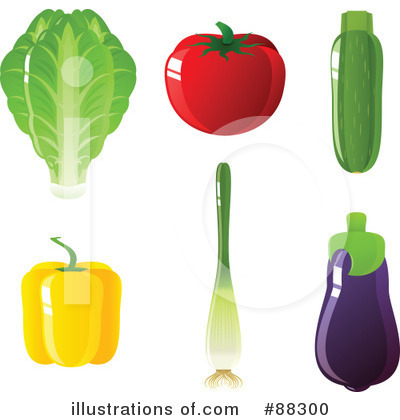 Zucchini Clipart #88300 by Tonis Pan