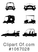 Vehicles Clipart #1067028 by Hit Toon