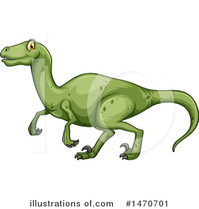 Dinosaur Clipart #1470701 by Graphics RF