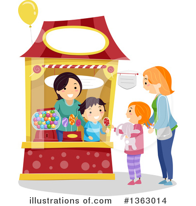 Royalty-Free (RF) Vendor Clipart Illustration by BNP Design Studio - Stock Sample #1363014
