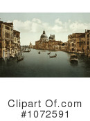 Royalty-Free (RF) venice Clipart Illustration #1072591