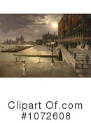Royalty-Free (RF) venice Clipart Illustration #1072608