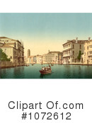 Royalty-Free (RF) venice Clipart Illustration #1072612