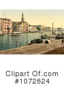 Royalty-Free (RF) venice Clipart Illustration #1072624