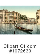 Royalty-Free (RF) venice Clipart Illustration #1072630