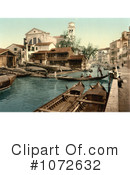Royalty-Free (RF) venice Clipart Illustration #1072632