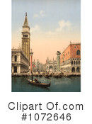 Royalty-Free (RF) venice Clipart Illustration #1072646