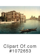 Royalty-Free (RF) venice Clipart Illustration #1072653