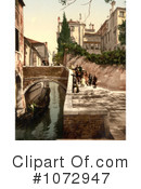 Royalty-Free (RF) venice Clipart Illustration #1072947