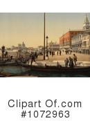 Royalty-Free (RF) venice Clipart Illustration #1072963