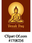 Vesak Day Clipart #1708236 by Vector Tradition SM