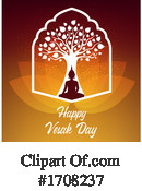 Vesak Day Clipart #1708237 by Vector Tradition SM