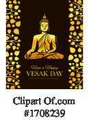 Vesak Day Clipart #1708239 by Vector Tradition SM