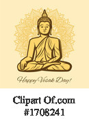 Vesak Day Clipart #1708241 by Vector Tradition SM