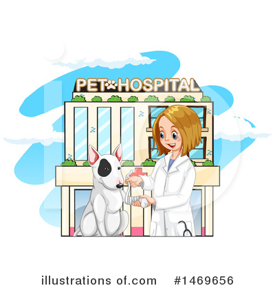 Veterinary Clipart #1469656 by Graphics RF