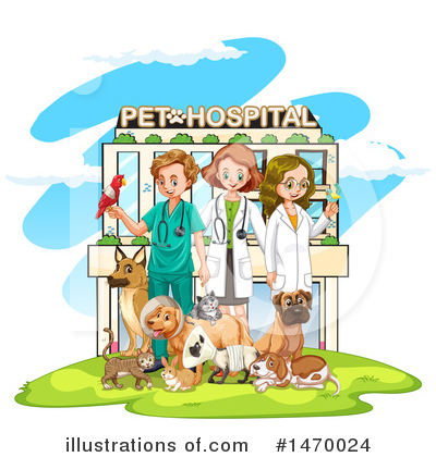Veterinary Clipart #1470024 by Graphics RF