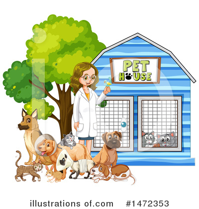 Veterinary Clipart #1472353 by Graphics RF