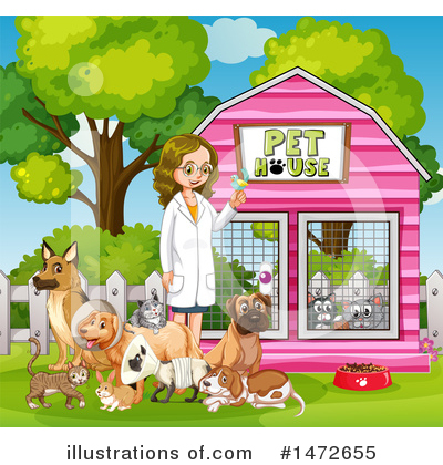 Veterinary Clipart #1472655 by Graphics RF