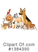 Veterinary Clipart #1384390