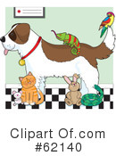 Veterinary Clipart #62140 by Maria Bell