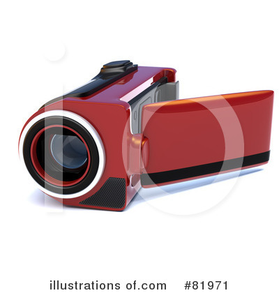 Video Camera Clipart #81971 by Tonis Pan