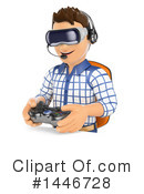 Video Games Clipart #1446728 by Texelart